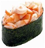 Суши с креветкой спайси
